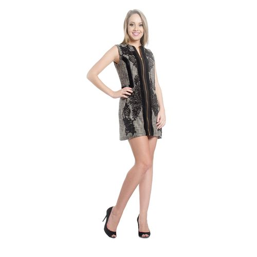 vestido-tweed-bordado-ziper-frontal-ultima-hora-uh-ve1320b-1