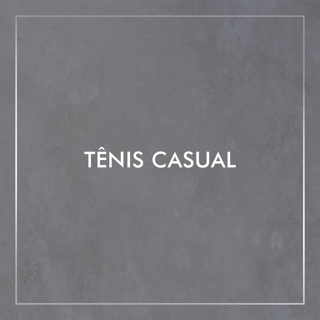Banner tenis casual mobile